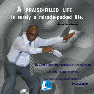 A praise filled life