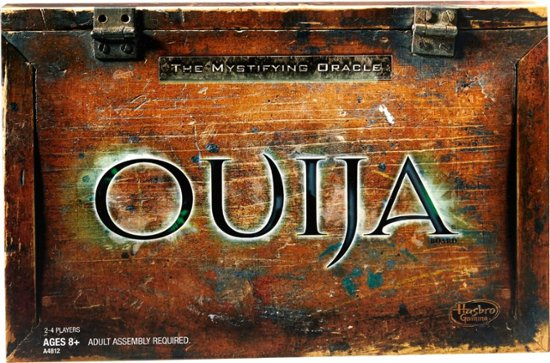 End Time Ouijazilla Largest Ouija Board Unveiled In