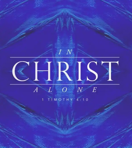 KNOW THE LYRICS: In Christ alone