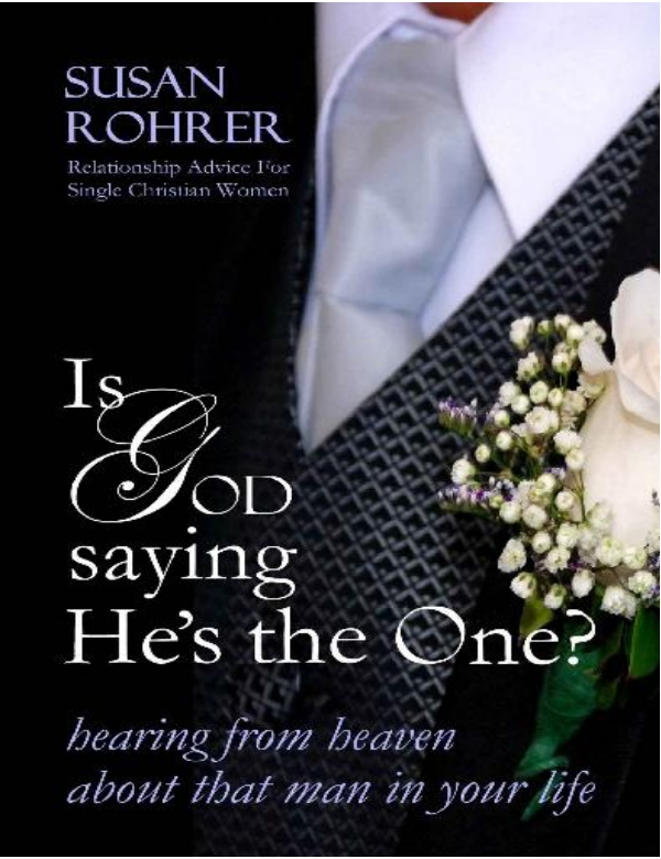 IS GOD SAYING HE IS THE ONE — A REVIEW (Susan Rohrer)