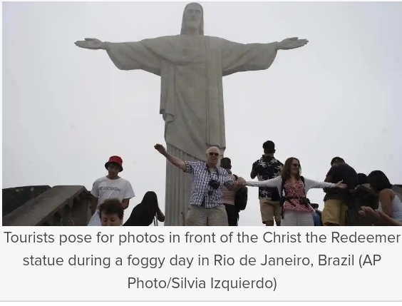 New Statue of Jesus in Brazil to Surpass Christ the Redeemer